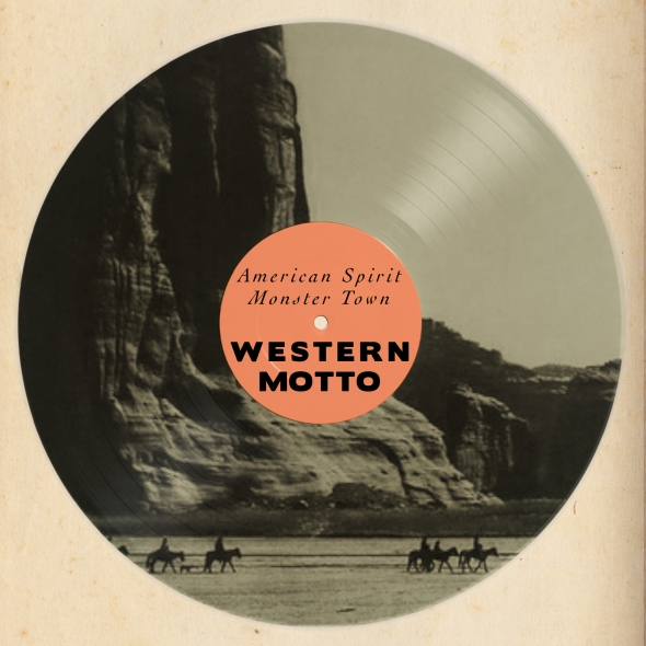 Western Motto Album Art