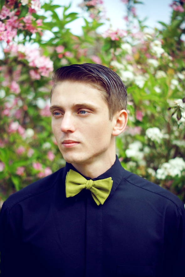 Fox & Brie Bow Ties  |  WILD FIRE Magazine