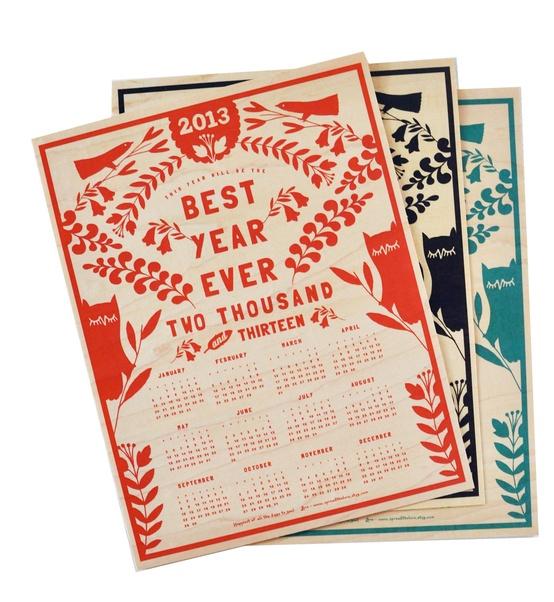 Melanie Linder Calendar | Fox & Brie