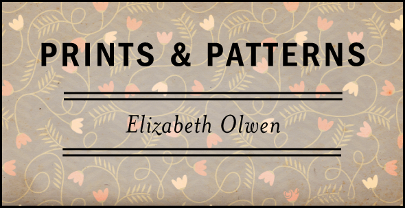 Prints & Patterns: Elizabeth Olwen | via Fox & Brie