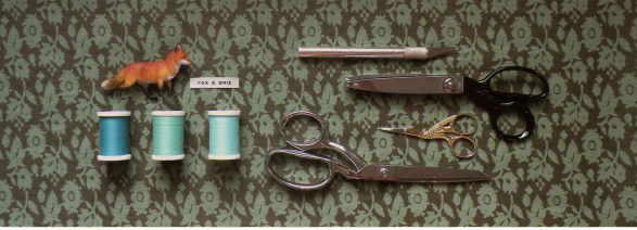 Tools | Fox & Brie