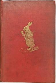 Vintage Alice in Wonderland Book | Friday Favorites via Fox & Brie