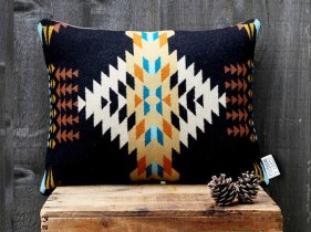 Scout & Whistle Pendleton Wool Pillow | Friday Favorites via Fox & Brie