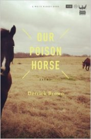 Our Poison Horse by Derrick Brown | Friday Favorites via Fox & Brie