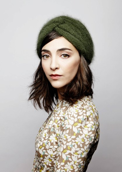 Gluck Headband | Friday Favorites via Fox & Brie