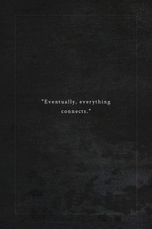 Eventually Everything Connects by iloveyoursoul | Friday Favorites via Fox & Brie