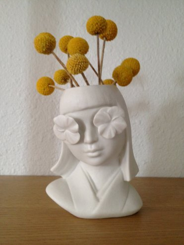 Porcelain Vase by Dim + Sum | Friday Favorites via Fox & Brie