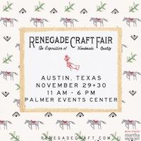Fox & Brie at Renegade Craft Fair