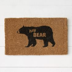 West Elm Bear Doormat | Friday Favorites via Fox & Brie