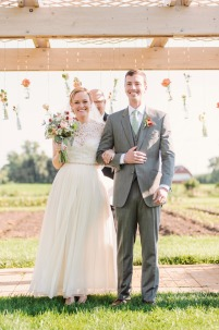 Wedding: Karis & Dirk | Photo by Two Birds Photography | Tie by Fox & Brie