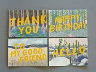 Cards by Small Adventure | Friday Favorites via Fox & Brie