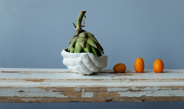 Sculpture in Design Hand Bowl | via Fox & Brie