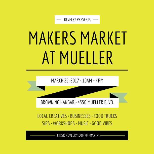 Makers Market at Mueller